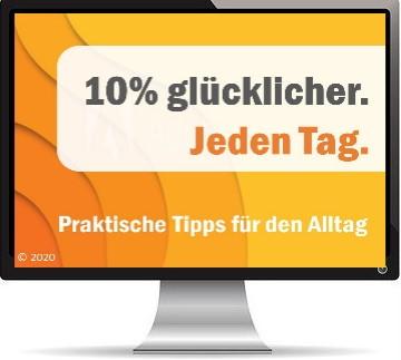 10% glücklicher Bildschirmschoner