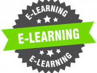 e-learning grün
